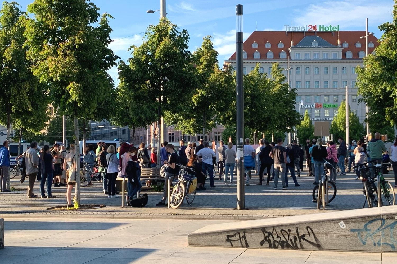 """Die """"Bürgerbewegung Leipzig 2021"""