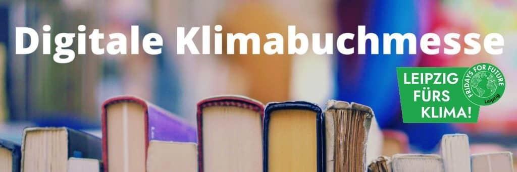 Klimabuchmesse 2021. Bild: Parents for Future