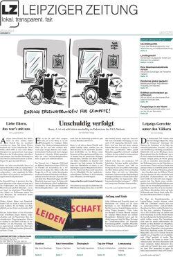 Die neue Leipziger Zeitung (LZ) Nr. 91, VÖ 28.05.2021