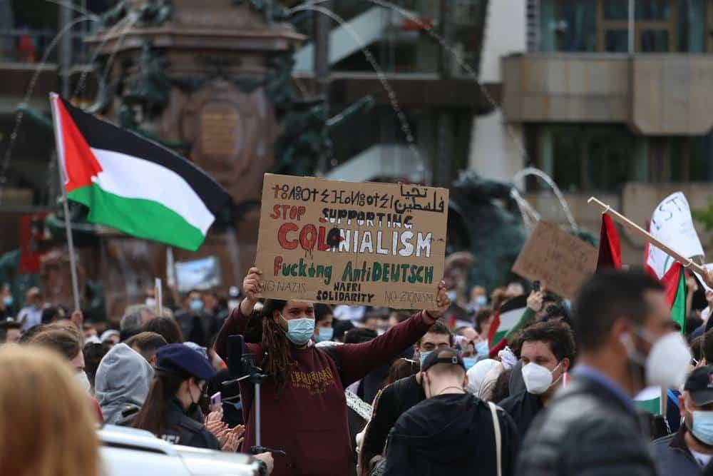 Nafri Solidarity. Foto: Alexander Böhm