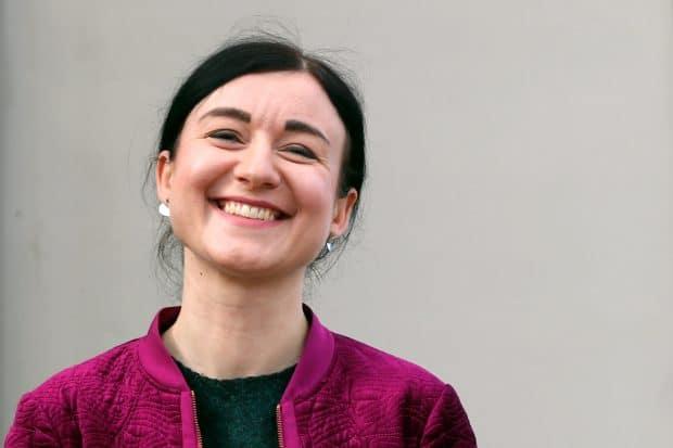 Paula Piechotta: Direktkandidatin der B90/Grünen im Leipziger Süden für die btw21. Foto: LZ