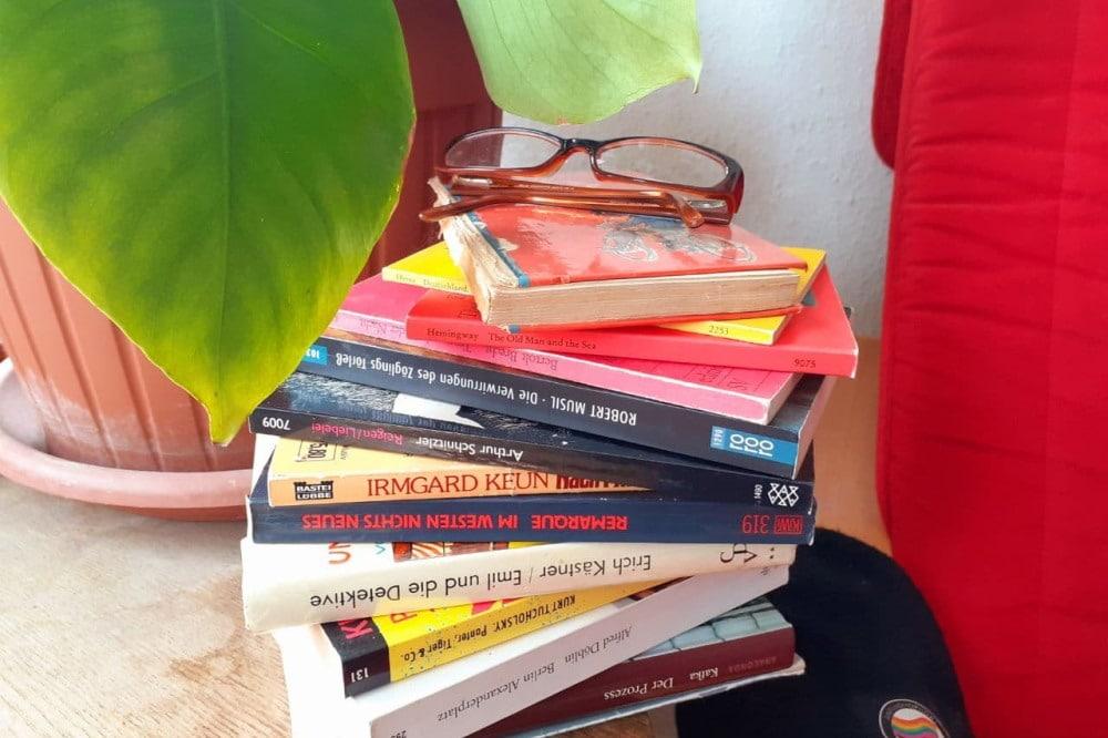 Sondersendung in Gedenken an die Bücherverbrennungen. Foto: Radio Blau