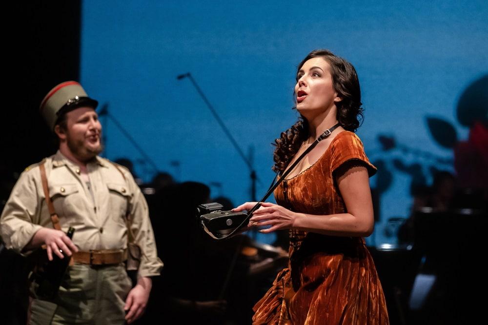 Carmen. Foto: Oper Leipzig, Kirsten Nijhof