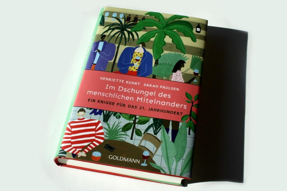 Henriette Kuhrt, Sarah Paulsen: Im Dschungel des menschlichen Miteinanders. Foto: Ralf Julke