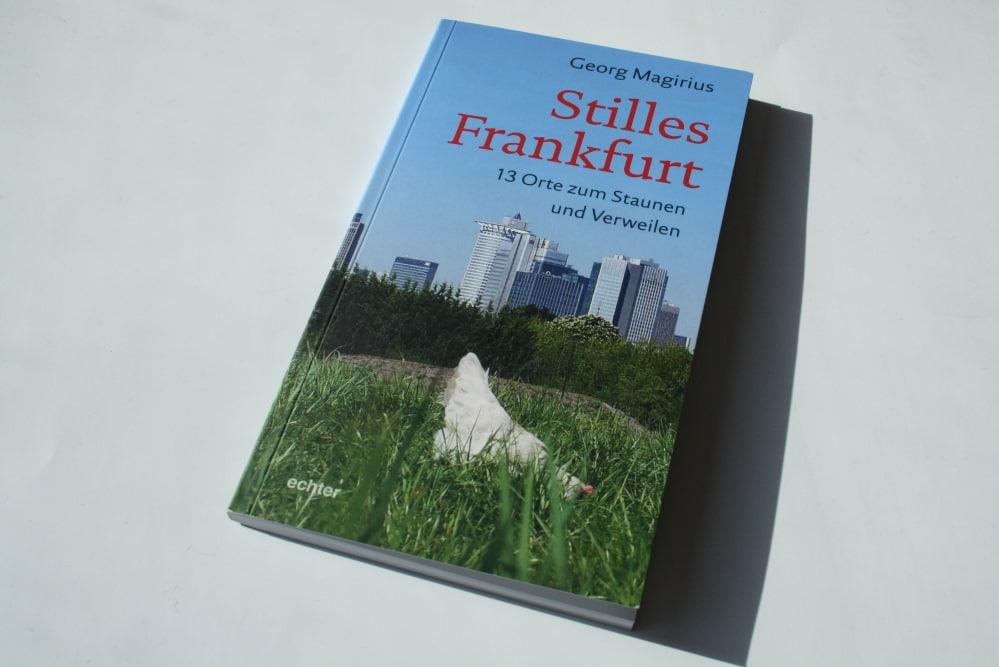 Georg Magirius: Stilles Frankfurt. Foto: Ralf Julke