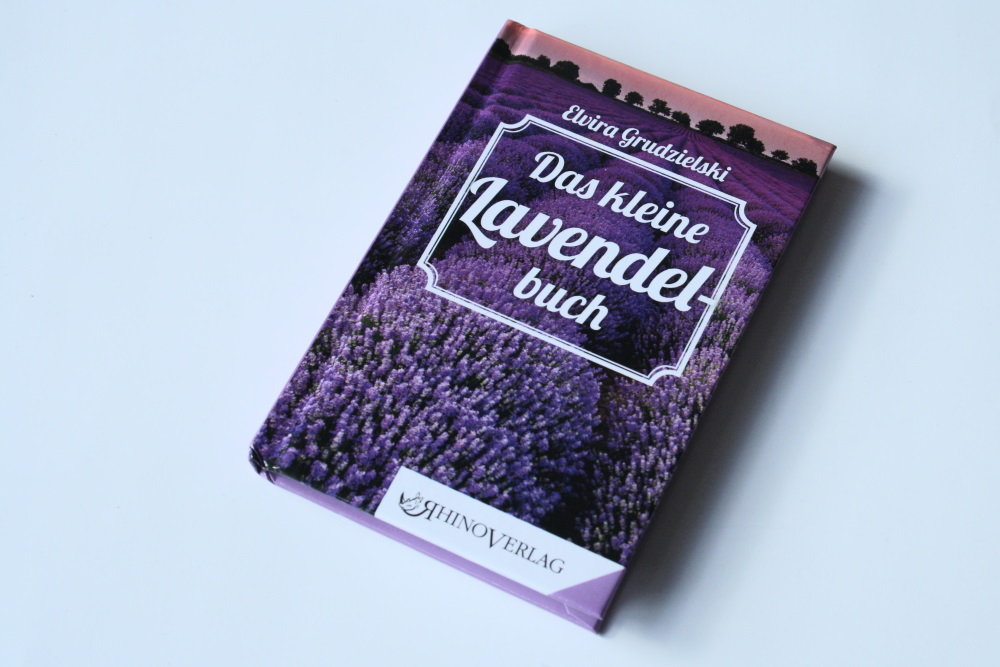 Elvira Grudzielski: Das kleine Lavendelbuch. Foto: Ralf JUlke