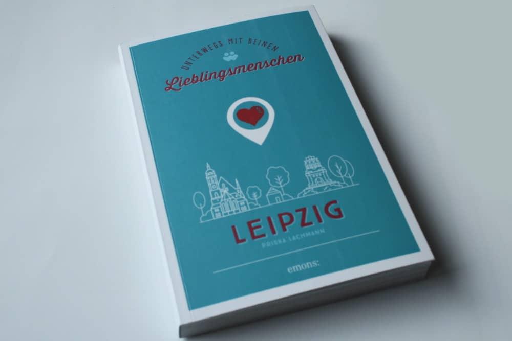 Priska Lachmann: Leipzig. Unterwegs mit deinen Lieblingsmenschen. Foto: Ralf Julke