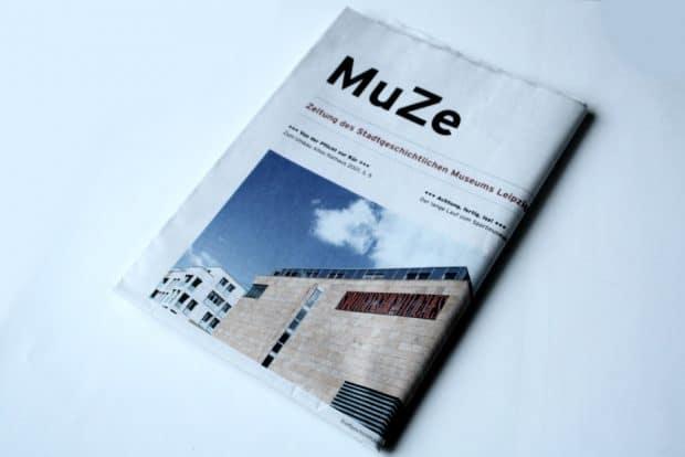 """Die erste """"MuZe"""". Foto: Ralf Julke"""