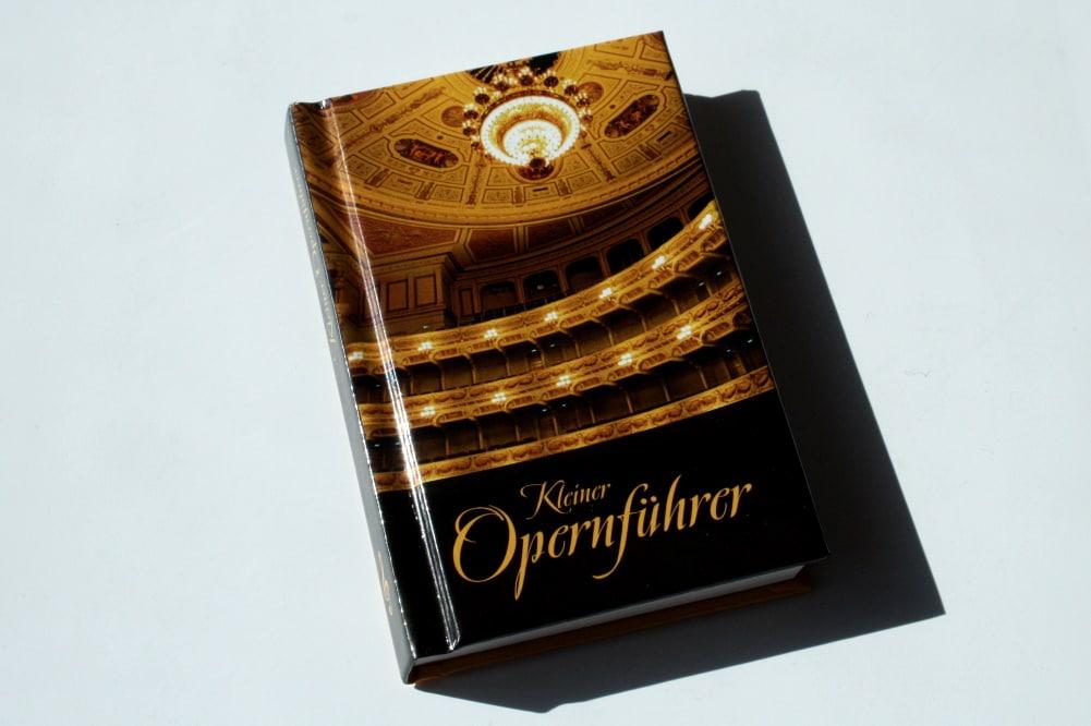 Katharina Kleinschmidt: Kleiner Opernführer. Foto: Ralf Julke