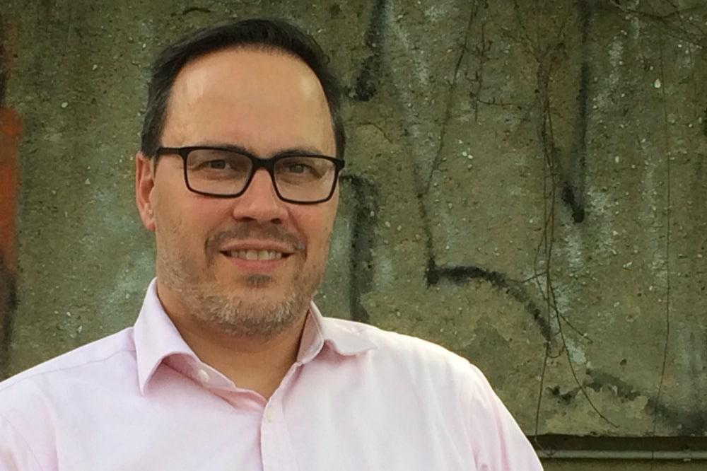 Dirk Panter, Vorsitzender der SPD-Fraktion im Sächsischen Landtag. Foto: LZ