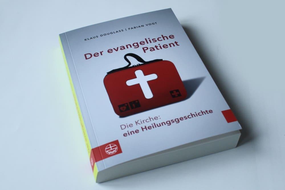Klaus Douglass, Fabian Vogt: Der evangelische Patient. Foto: Ralf Julke