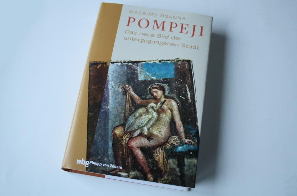 Massimo Osanna: Pompeji. Foto: Ralf Julke