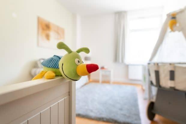 Helle Räume für die Kinder. Foto: Eric-Kemnitz.com