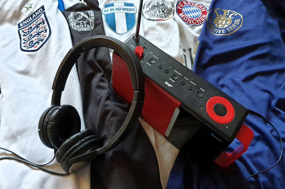 """""""Rund um die Uhr das Wichtigste vom Sport"""". So lautet das Versprechen von Sportradio Deutschland, das am 29. Mai auf Sendung geht. © Jan Kaefer"""