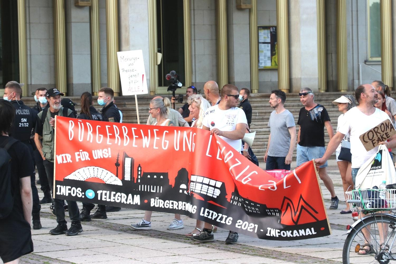 """Meinungsfreiheit uneingeschränkt fordern können, ist Meinungsfreiheit. So sehr, dass auch Lügen wie """"Coronafake"""" erzählt werden dürfen. Foto: LZ"""