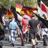 Die Neonazi-Szene ist in Sachsen auf dem Vormarsch. Foto: LZ