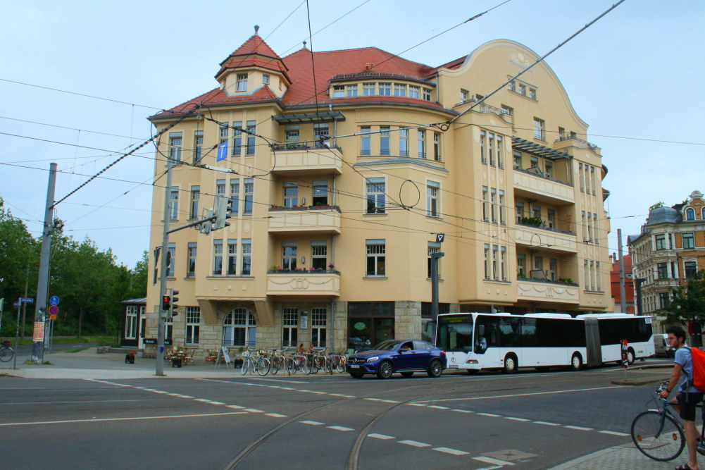 Das Capa-Haus. Foto: Ralf Julke