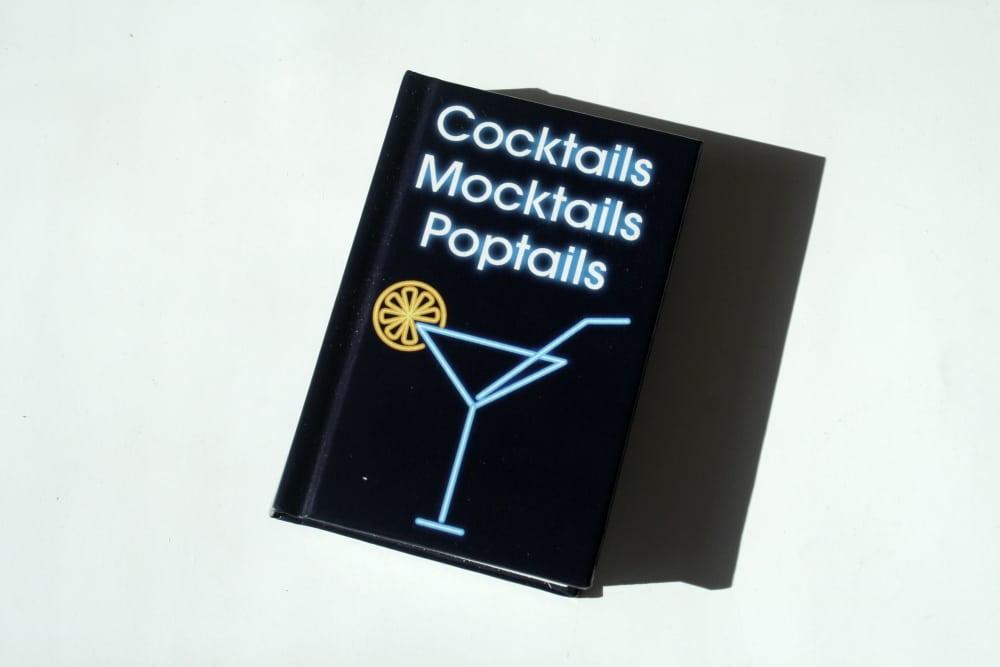 Ute Scheffler: Cocktails Mocktails Poptails. Foto: Ralf Julke