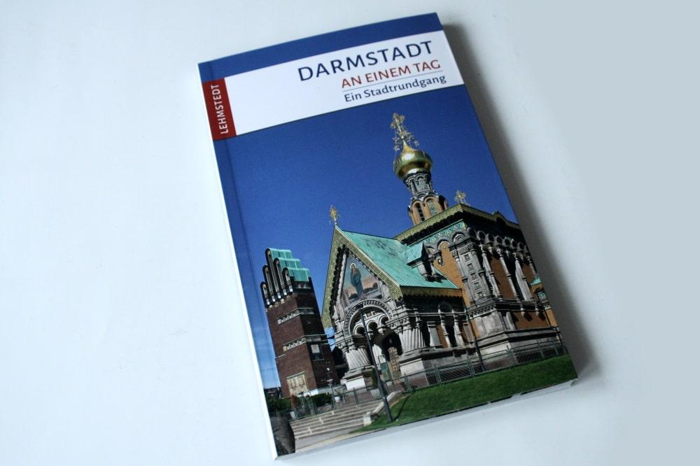Andrea Reidt: Darmstadt an einem Tag. Foto: Ralf Julke