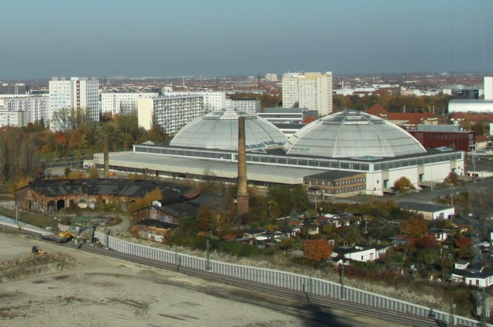 Die ehemalige Großmarkthalle. Foto: Matthias Weidemann