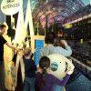 """Familienausflug ins Kindermuseum des Stadtgeschichtlichen Museums Leipzig mit der Mitmach-Ausstellung """"Kinder machen Messe"""". Foto: SGM, Katja Etzold"""