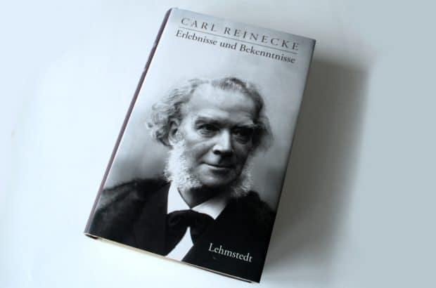 Doris Mundus (Hrsg.): Carl Reinecke. Erlebnisse und Bekenntnisse. Foto: Ralf Julke