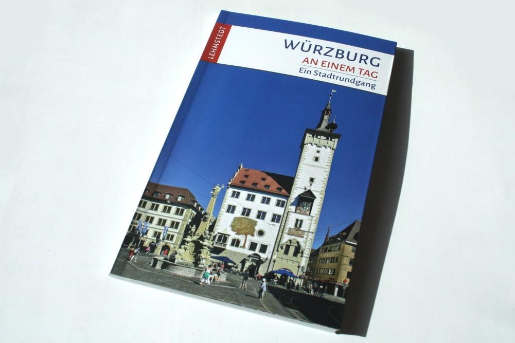 Christina Meinhardt: Würzburg an einem Tag. Foto: Ralf Julke