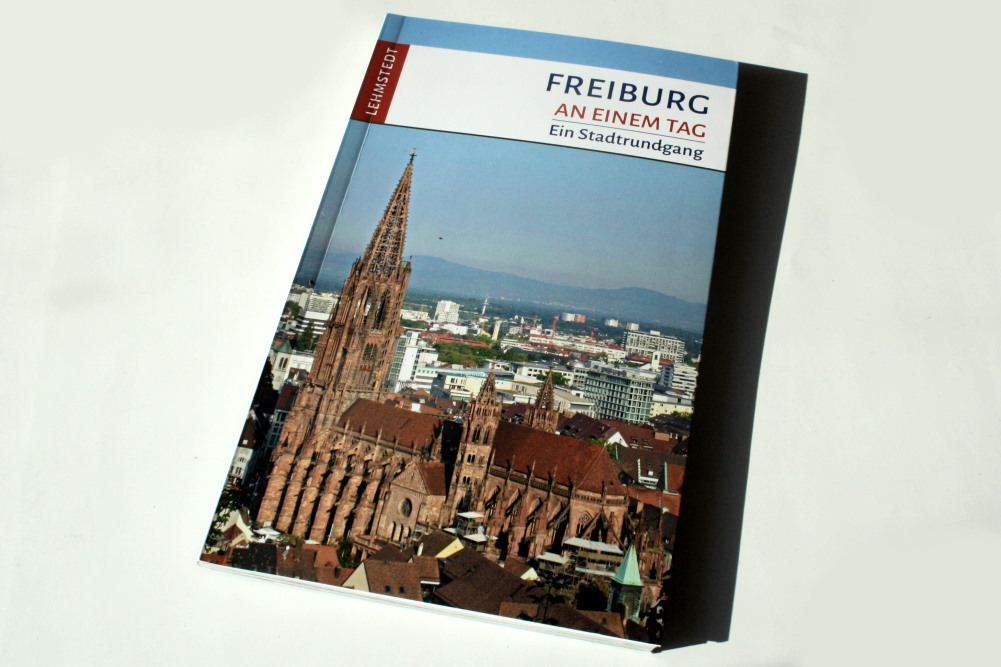 Steffi Böttger: Freiburg an einem Tag. Foto: Ralf Julke