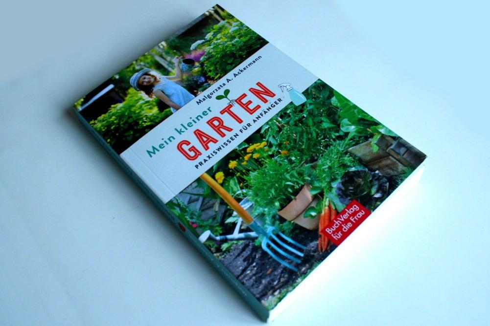 Malgorzata A. Ackermann: Mein kleiner Garten. Foto: Ralf Julke