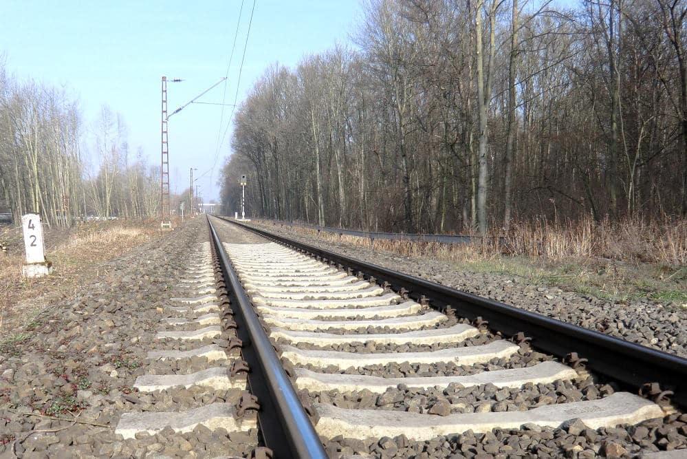 Die Gleise sind oft noch da, nur die Züge fehlen. Foto: Marko Hofmann
