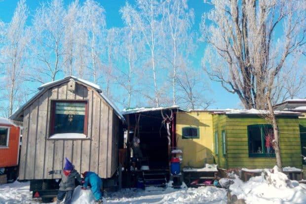 karlhelga im Winter. Foto: karlhelga e.V.