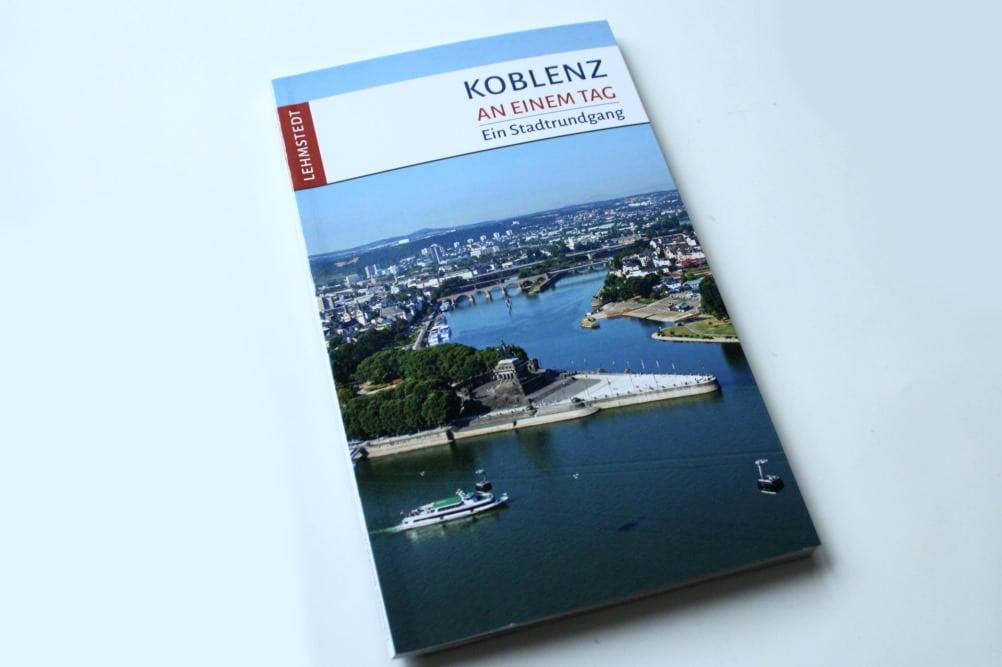 Reinhard Mäurer: Koblenz an einem Tag. Foto: Ralf Julke