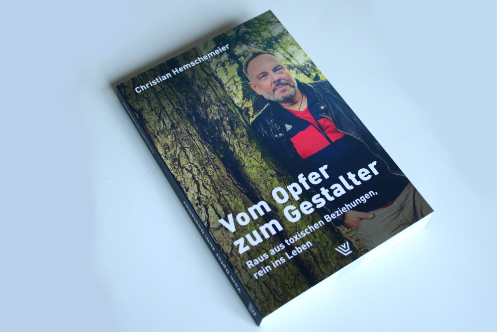 Christian Hemschemeier: Vom Opfer zum Gestalter. Foto: Ralf Julke