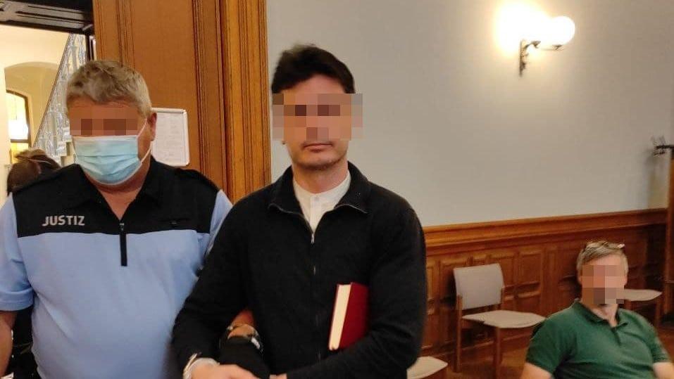 Todesschütze Mariglen M. (36, M.) legte am Montag ein Geständnis ab. Foto: LZ