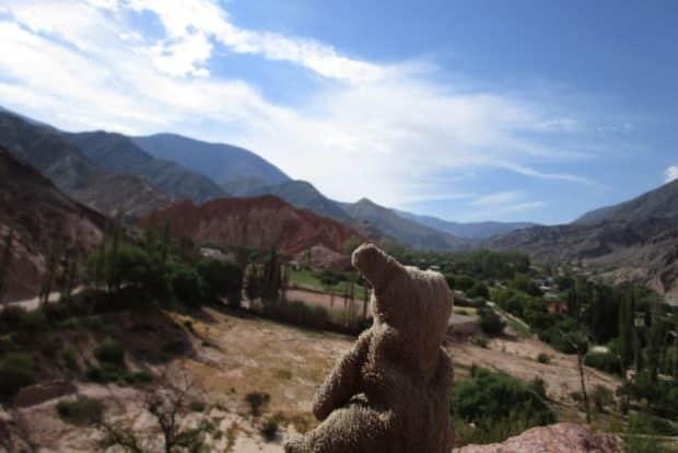 Siggi in den Anden. Foto: privat
