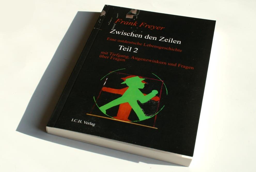 Frank Freyer: Zwischen den Zeilen. Foto: Ralf Julke