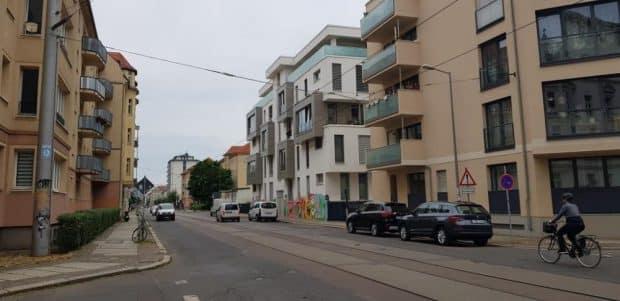 Parkverbot an der Kantstraße ignoriert. Foto: Axel Schumann