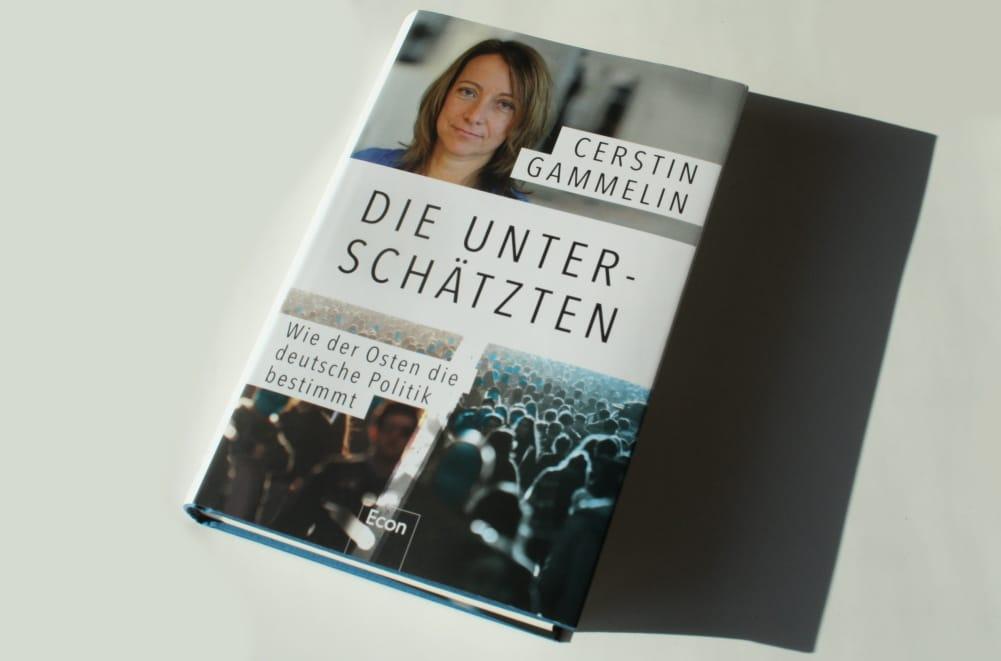 Cerstin Gammelin: Die Unterschätzten. Foto: Ralf Julke