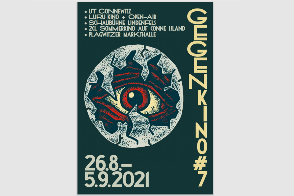 GEGENkino #7. Programmheft: GEGENkino