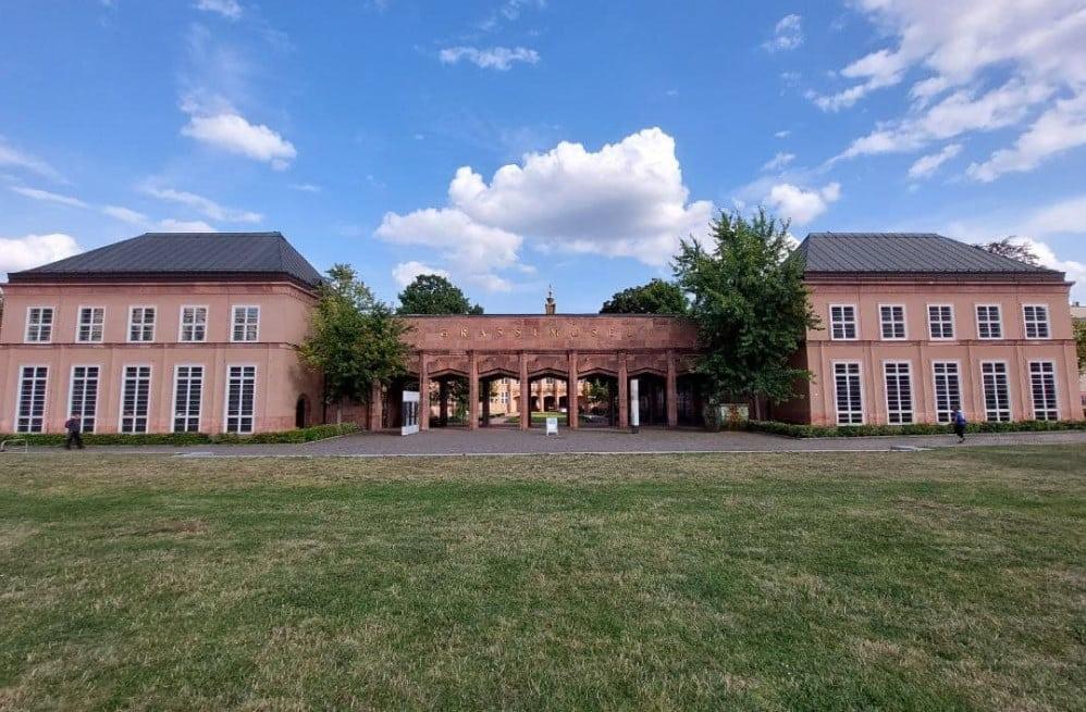 Einer der beiden Hauptveranstaltungsorte: der Grassi-Museumskomplex. Foto: LZ