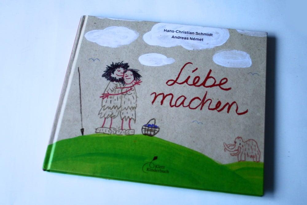 Hans-Christian Schmidt, Andreas Német: Liebe machen. Foto: Ralf Julke
