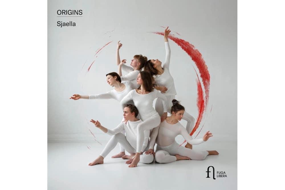 """Die geplante CD """"Origins"""" von Sjaella. Foto: Lara Müller"""