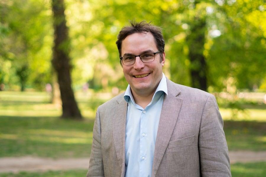 Prof. Dr. Johannes Quaas ist einer von 230 Wissenschaftler/-innen und Wissenschaftlern, die am Weltklimabericht mitarbeiten. Foto: Katarina Werneburg/ Universität Leipzig