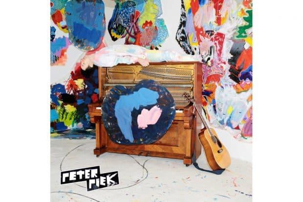 Peter Piek: Walking Zschopau. CD-Cover: Backseat