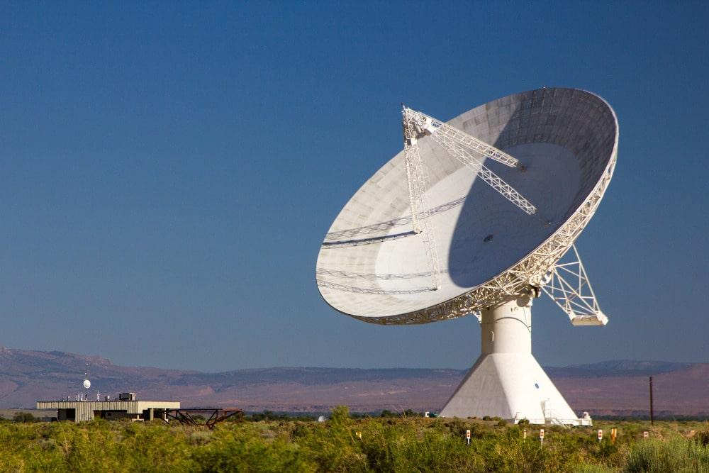 Seit Jahrzehnten lauscht der Mensch nach künstlichen Funksignalen aus den Weiten des Alls, die auf eine außerirdische Zivilisation hindeuten - bisher ohne Ergebnis. Foto: Pixabay