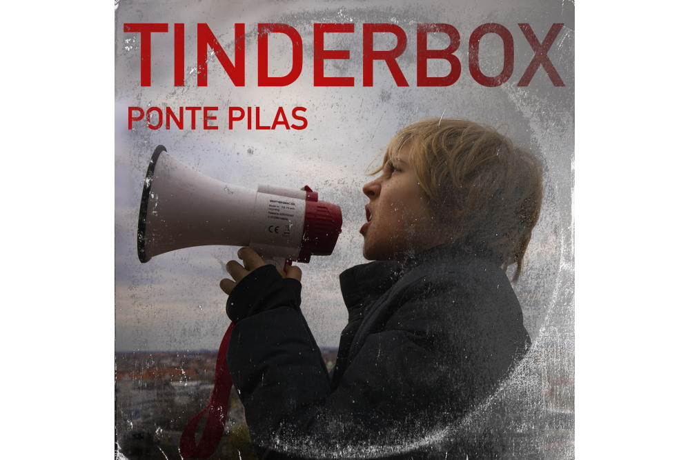 Ponte Pilas: Tinderbox. Cover: Pianola Records