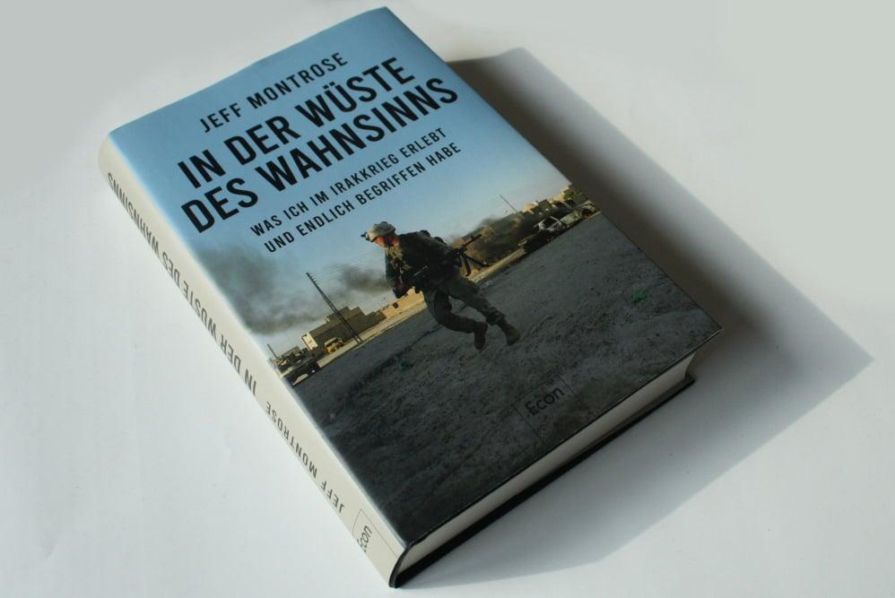 Jeff Montrose: In der Wüste des Wahnsinns. Foto: Ralf Julke