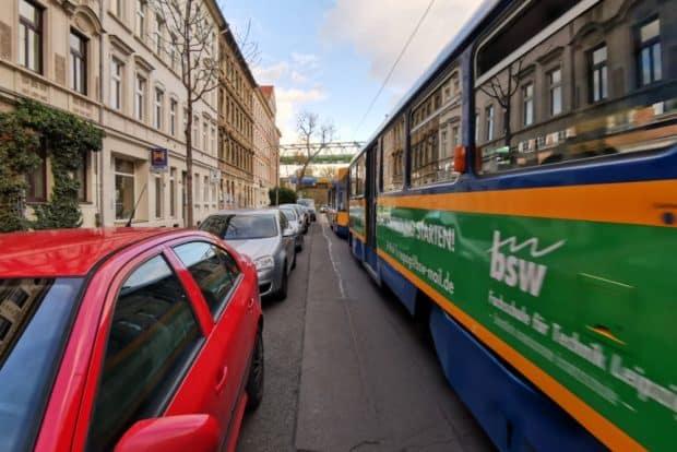 Zwischen Rüdigerstraße und Emmausstraße. Foto: Martin Zinger