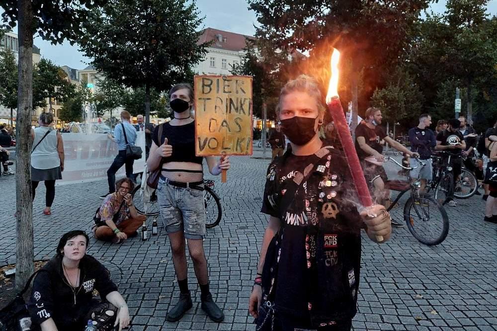 Die PARTEI Demo