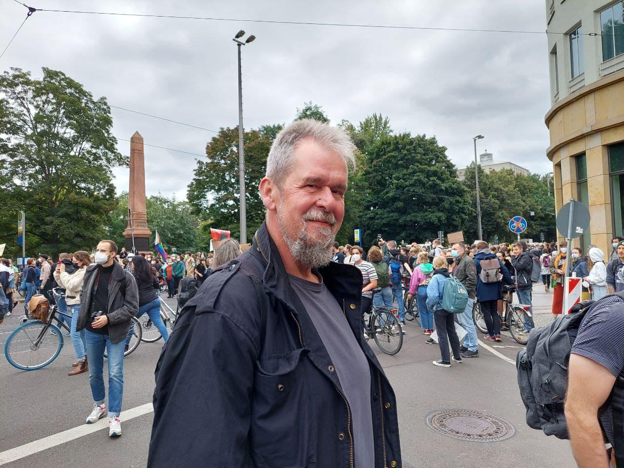 Klimastreik Köhler